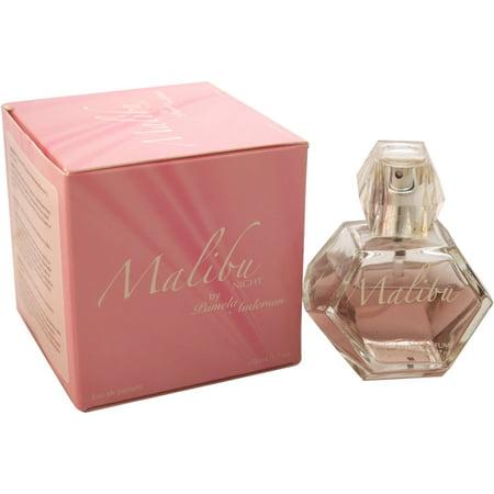 Pamela Anderson Malibu Night For Women Eau De Parfum Spray  1 7 Oz