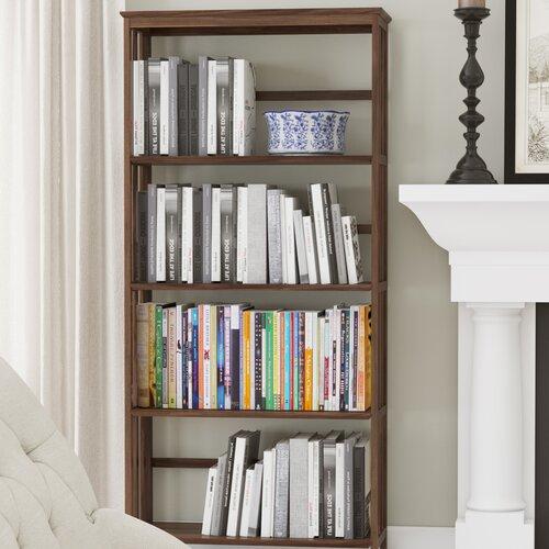 Alcott Hill Winnetka Etagere Bookcase
