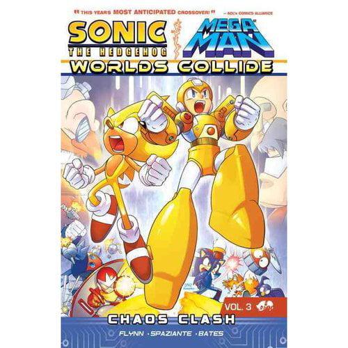 Sonic / Mega Man Worlds Collide 3: Chaos Clash