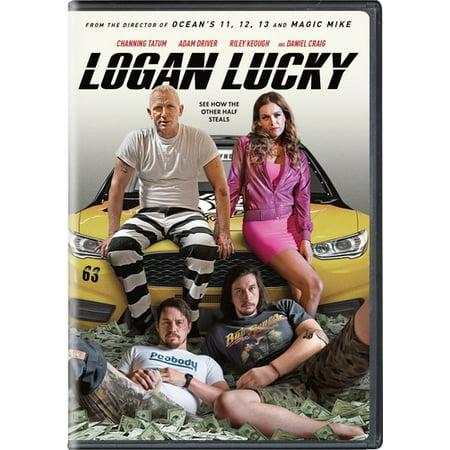 Logan Lucky (DVD) ()