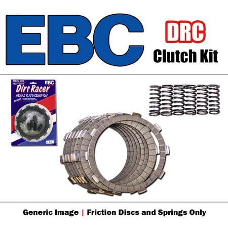 Race Clutch (EBC Dirt Racer Clutch Set)