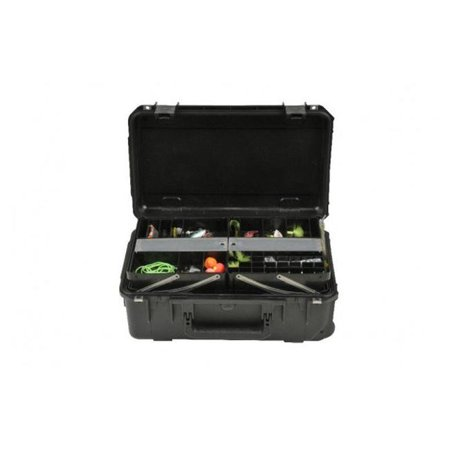 SKB 3I-2011-7B-TR iSeries Tackle Box with Pull Out Trays & Wheels, Black - image 1 of 1