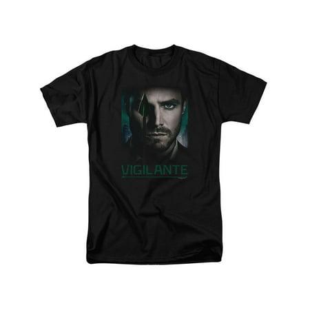 Arrow CW Superhero TV Series Good Eye Adult T-Shirt Tee (Cw Arrow Hoodie)