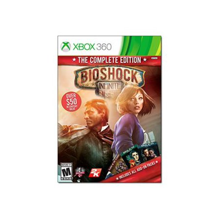 Bioshock Infinite: The Complete Edition, 2K, Xbox 360,