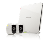 Arlo Security Camera System - 2 Wire-Free HD Cameras, Indoor/Outdoor, Night Vision (VMS3230)