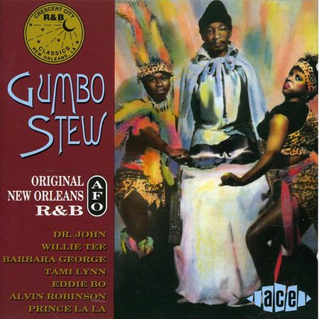 Gumbo Stew: Original New Orleans R&B / Various (CD) - New Orleans Halloween Songs