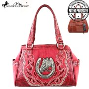 MW218G-8036 Montana West Horse Collection handbag Bag
