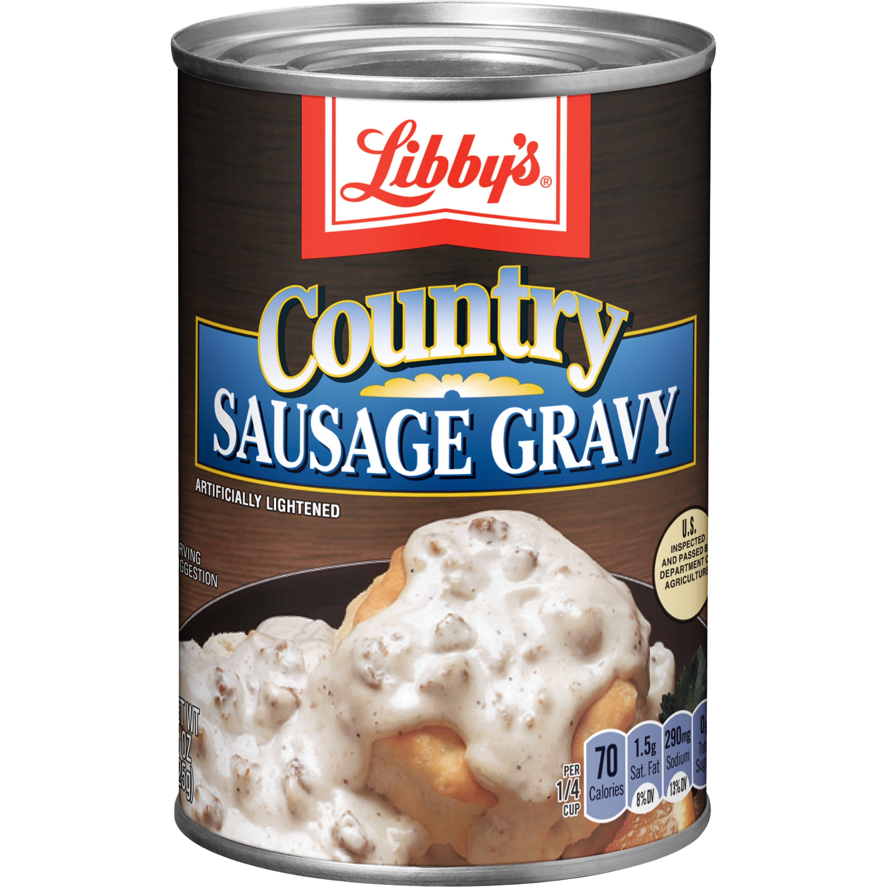 Libby's Country Sausage Gravy, 15 Ounce