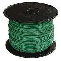 SOUTHWIRE COMPANY 11583201 Building Wire,THHN,14 AWG,Green,500ft