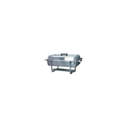 Daily Chef Stainless Steel Royal Chafer - 8 qt.