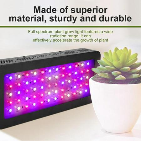 Zerone 600 900w Led Grow Light Full Spectrum Lamp For