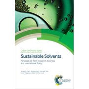 Sustainable Solvents - eBook