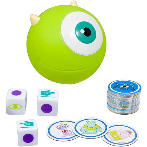 Disney Pixar Monsters University PassPlay Game