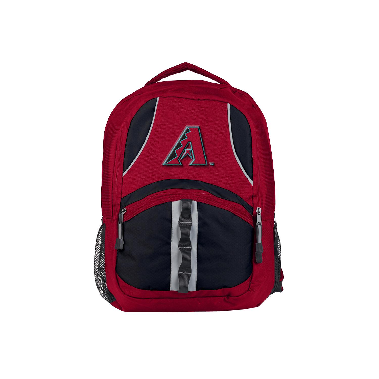 "MLB Arizona Diamondbacks ""Captain"" 18.5""H x 8""L x 13""W Backpack"