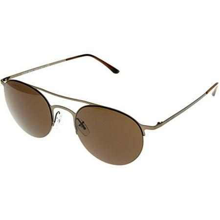 a5a1e0c251e5 Giorgio Armani - Giorgio Armani Sunglasses Unisex Bronze Round AR6023 305773  Size  Lens  Bridge  Temple  51-21-140 - Walmart.com