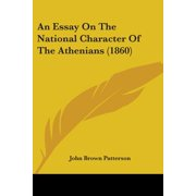 An Essay on the National Character of the Athenians (1860)