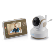 MobiCam DXR-M1 Baby Monitoring System w/ Smart Auto Tracking, Room temperature, Lullabies