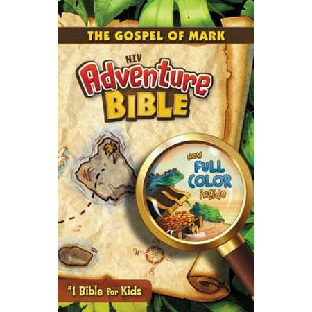 Adventure Bible-NIV-The Gospel of Mark (Goebel Mark)