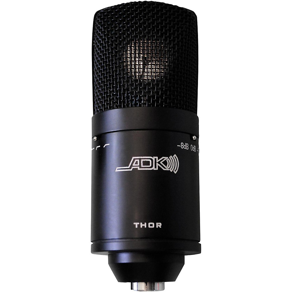 ADK Microphones THOR Multi-Pattern Condenser Microphone by ADK Microphones