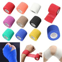 Medical Health Care Treatment  Bandage Elastic Self-Adhesive Bandage Gauze Tape First Aid Supplies