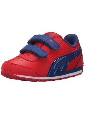 Product Image PUMA Speed Light Up V Kids Sneaker (Toddler Little Kid Big  Kid) d5ad4b016