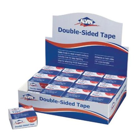 Image of 24-Pc Double-Sided Tape Display