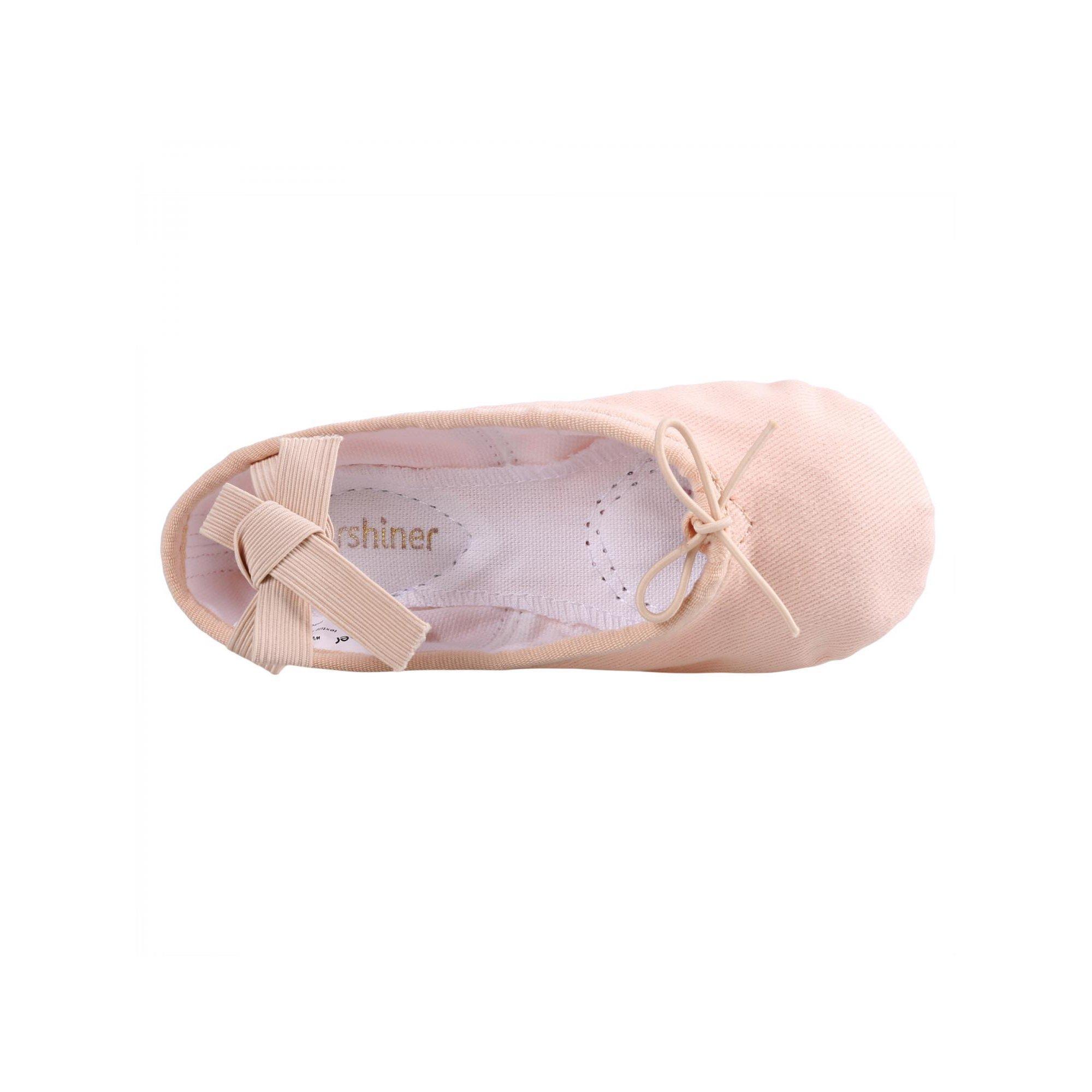 cdd0750d6 Ballet Shoes Solid For Kids Dance Sweet Soft Comfort Children Kids ...