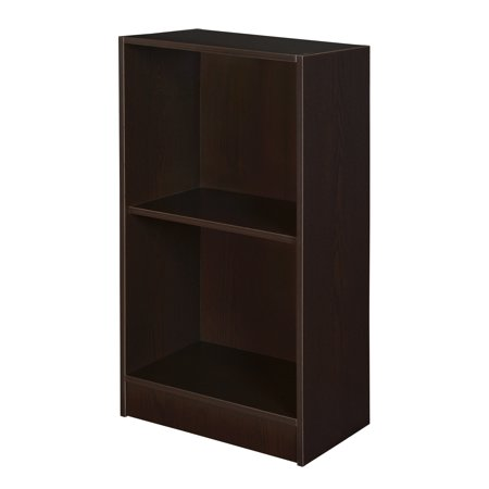 Regency Niche Mod 2 shelf Bookcase - Truffle ()