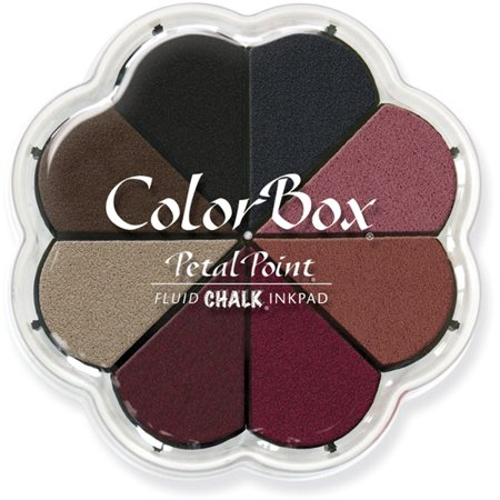 ColorBox Fluid Chalk Petal Point Ink Pad 8 -