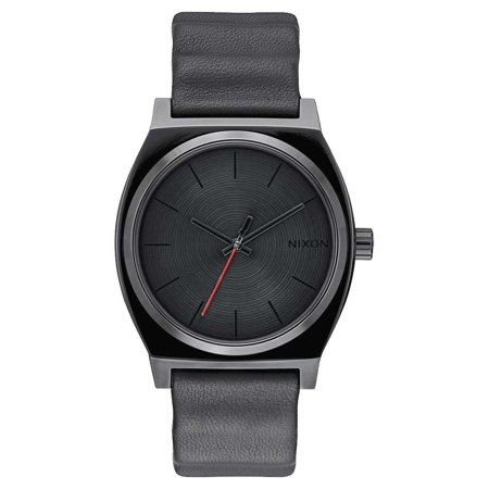 Nixon A045SW2244 Men's Time Teller SW Black Dial Black