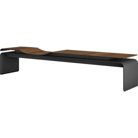 Swell Modloft Black Norbury Wood Bench Creativecarmelina Interior Chair Design Creativecarmelinacom