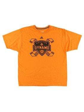 c0fb42987d81 Product Image Adidas Mens Houston Dynamo Scarf T Shirt Orange