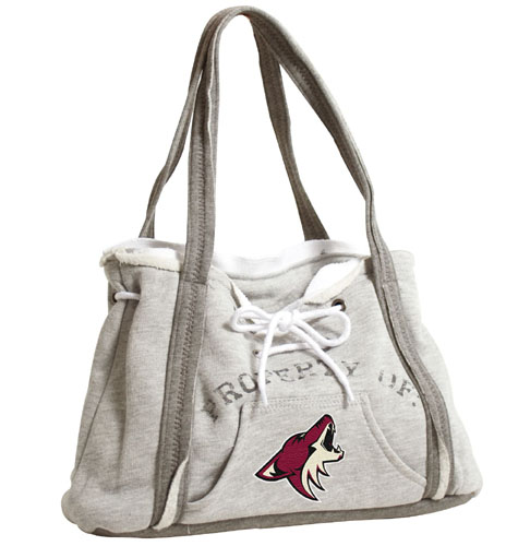 Arizona Coyotes Property of Hoody Purse