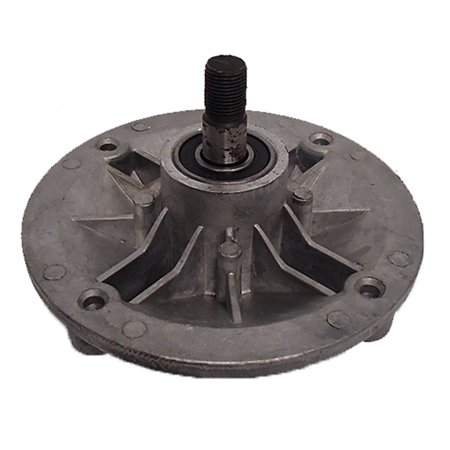 Drive Shaft Housing (14122 One Spindle Housing Assembly with Short Shaft Made to Fit Toro TimeCutter Z4200)