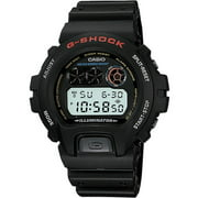 Casio Men's G-Shock DW6900-1V Black Resin Sport Watch