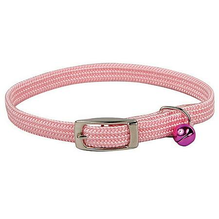 Kool Kat Collar 12in Pink - Kool Kat