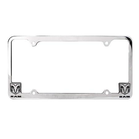 Dodge License Frame, Decorative License Plate Frame For Dodge Ram - - Ram License Plate
