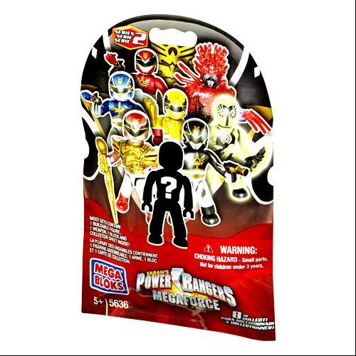 Mega Bloks Power Rangers Megaforce Series 2 Minifigure Mystery Pack