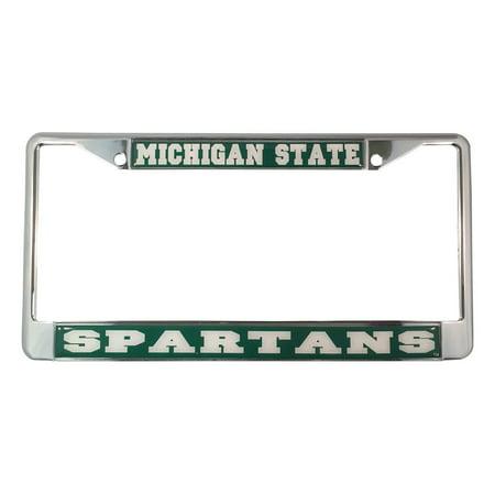 Michigan State University License Plate Frame - Walmart.com