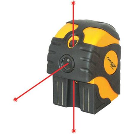 Johnson Level & Tool 40-6675 Laser Dot Level, 3