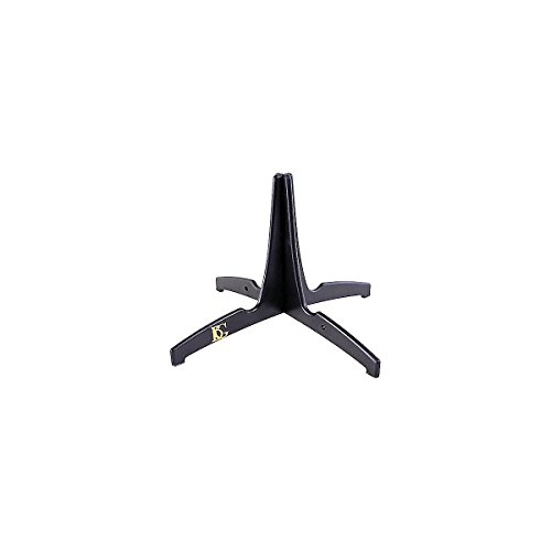 Compact Clarinet Stand Plastic with Grips by BG