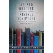 Abused, Obscure, or Misused Scripture - eBook