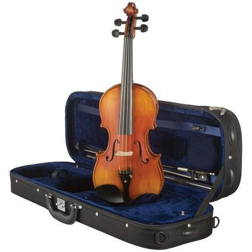 "Carlo Robelli CRVA505 Hand Carved 16"" Viola (Assorted Sizes)"