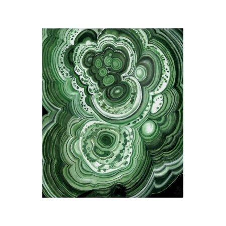 Malachite Art (Malachite II Print Wall Art By Naomi McCavitt)