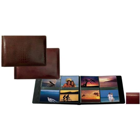 Raika RM 178 RED 4in. x 6in. Album with 8 Photos - Page - Red