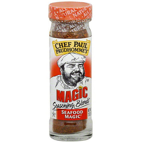 Chef Paul Seafood Magic Seasoning, 2 oz (Pack of 6) by Generic