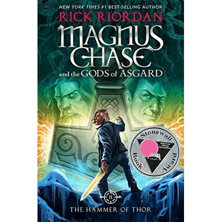The Hammer of Thor (Magnus Chase and the Gods of Asgard, Bk.2) - image 1 of 1