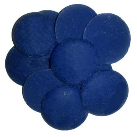 Candy Powder Coating - Merckens Royal Blue Candy Coating - 1 LB
