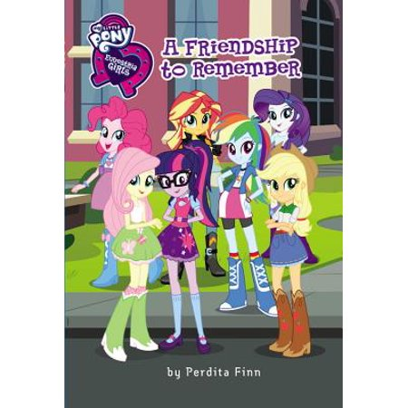 My Little Pony: Equestria Girls: A Friendship to