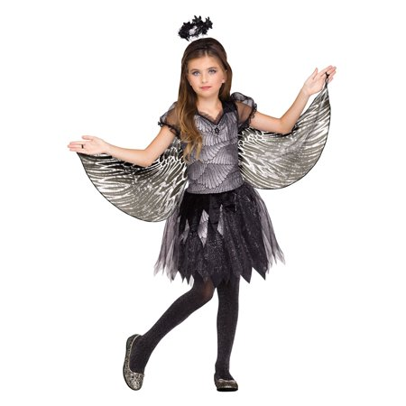 Angel of the Night Girl's (Night Angel Costume)
